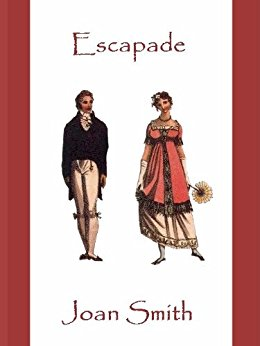 Book cover image for Escapade by Joan Smith